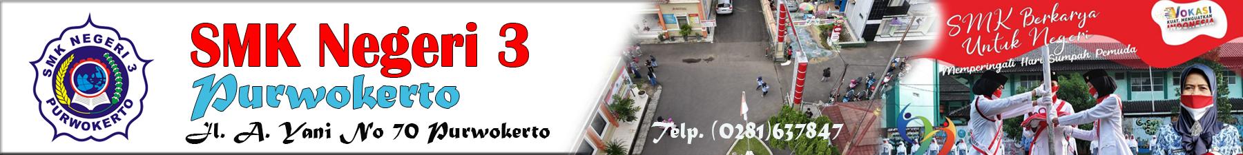 SMK Negeri 3 Purwokerto